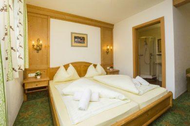 Doppelzimmer Alpenstyle im Alpenfex in Flachau, Ferienwohnungen