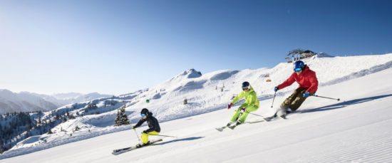 Winter- & Skiurlaub in Flachau, Ski amadé - Skifahren
