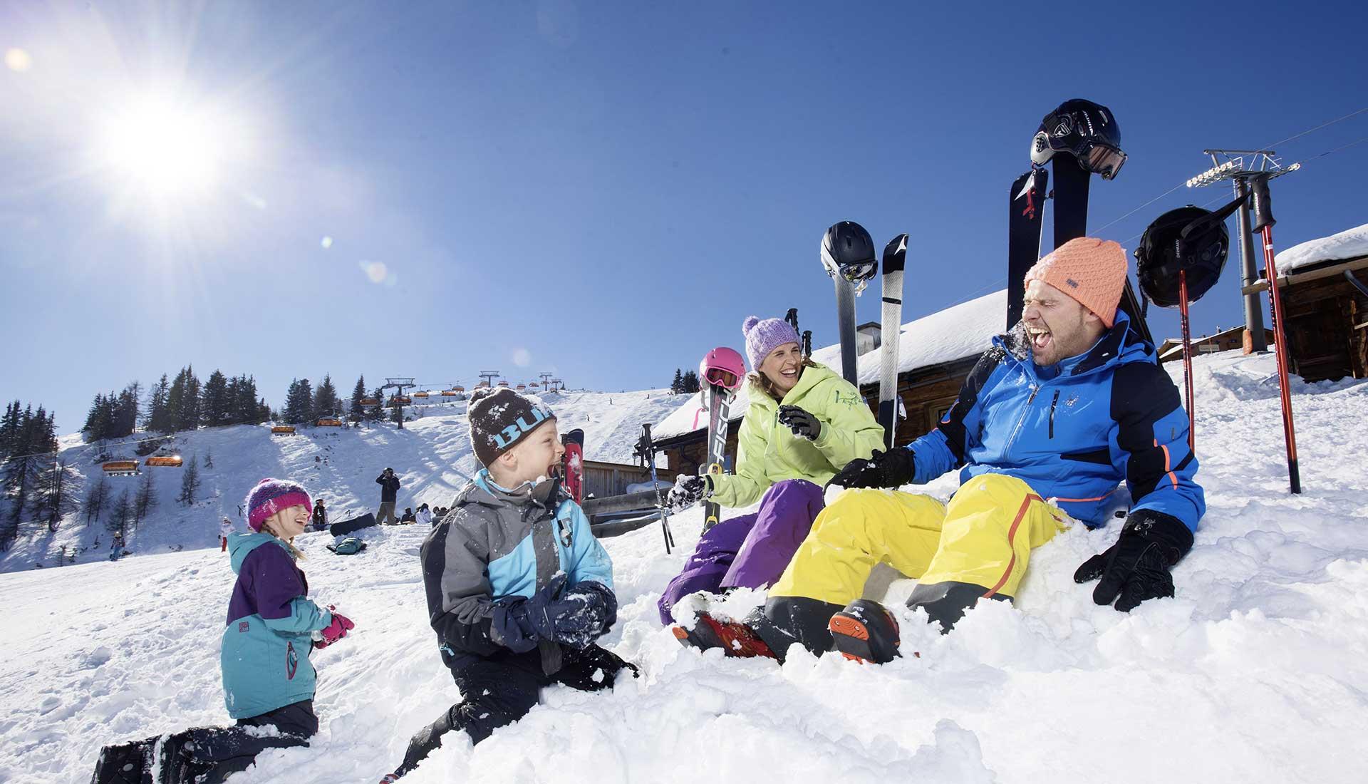 Winter- & Skiurlaub in Flachau, Salzburger Land, Ski amadé