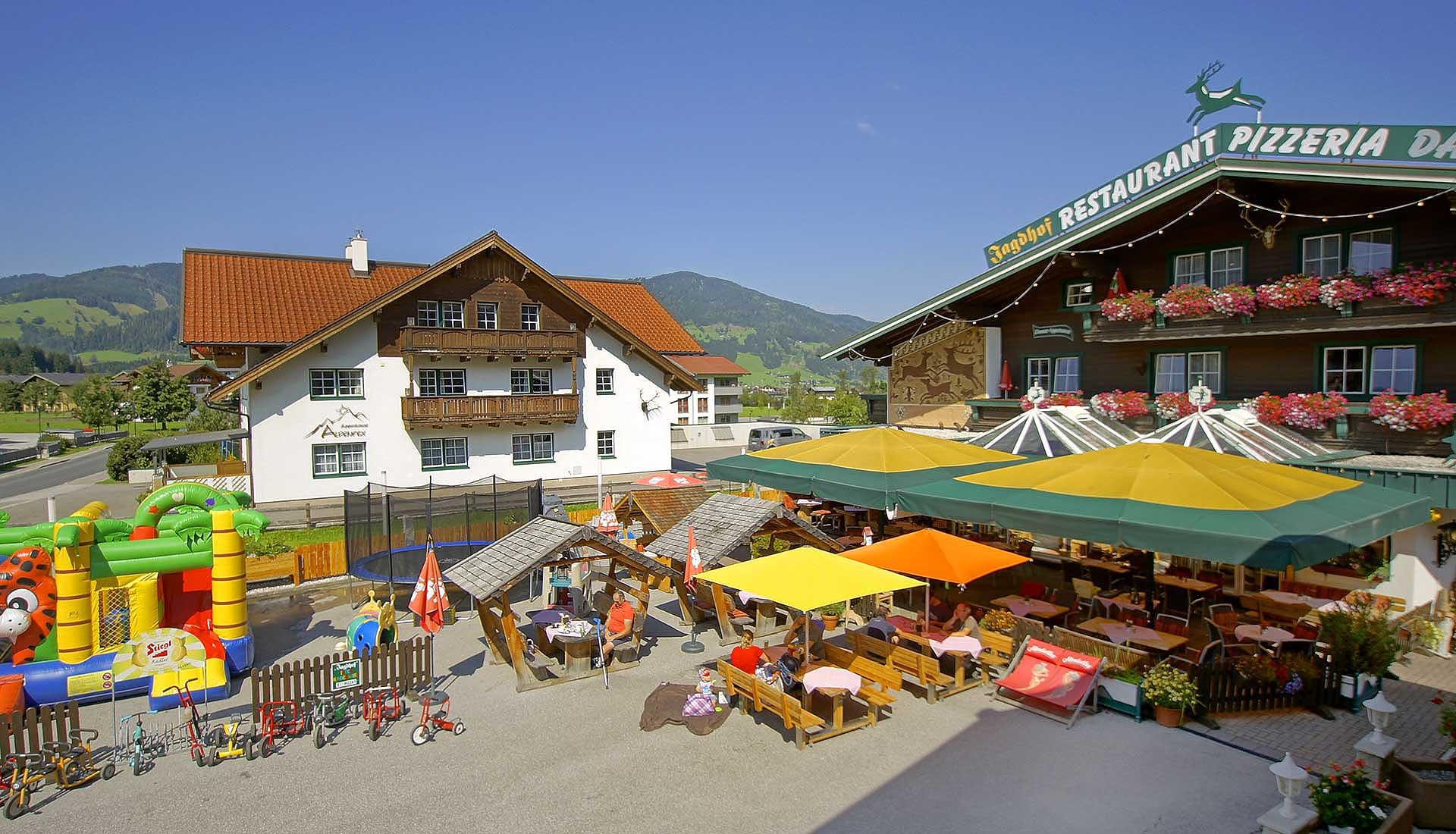 Urlaub in Flachau - Ferienwohnungen Alpenfex