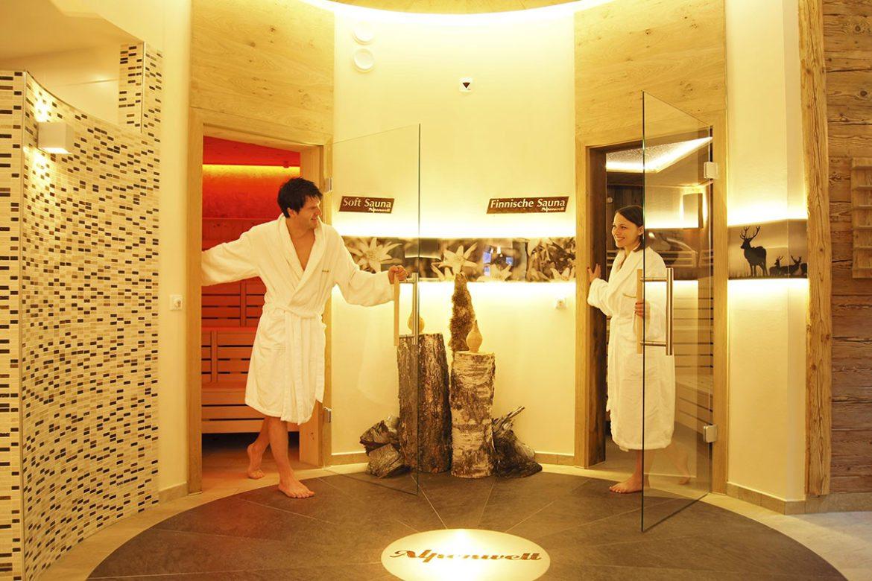 Wellness im Hotel Alpenwelt –Ferienwohnungen in Flachau